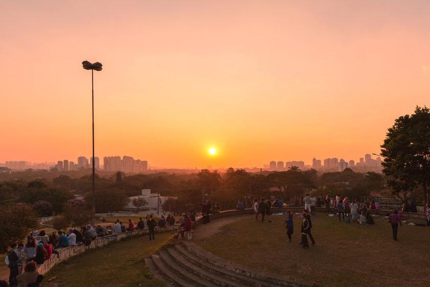 ed645cfa7 10 lugares incríveis para contemplar o pôr do sol em São Paulo