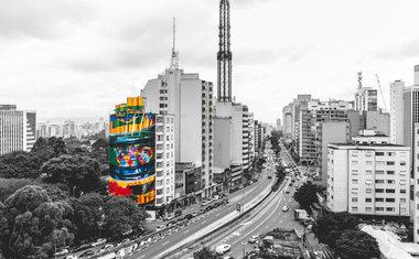 A lenda do Brasil - Rua da Consolação