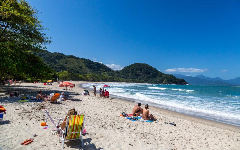 Praia de Itamambuca - Ubatuba (SP)