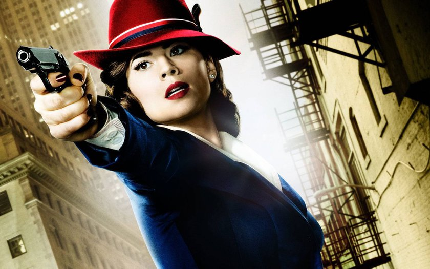 MARVEL'S AGENT CARTER – 2ª TEMPORADA