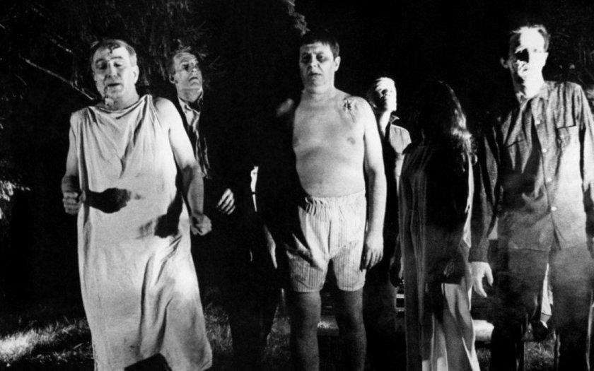A Noite dos Mortos-Vivos (1968)