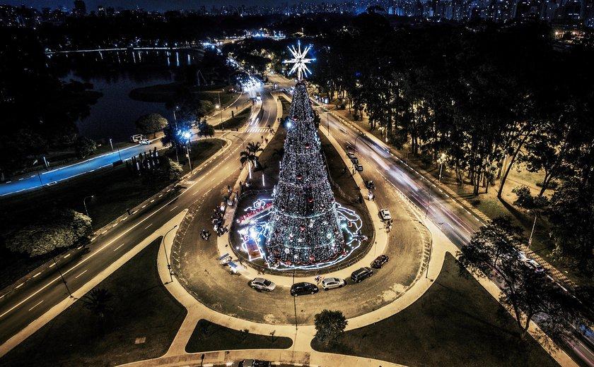 Decoração de Natal em São Paulo - Guia da Semana