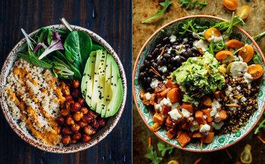 Bowls saudáveis