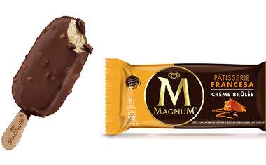 Magnum Crème Brûlée