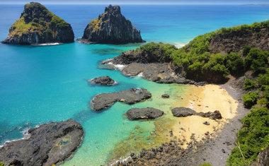 15 lugares no Brasil que mostram que o paraíso é aqui