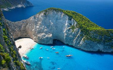 Navagio Beach - Grécia