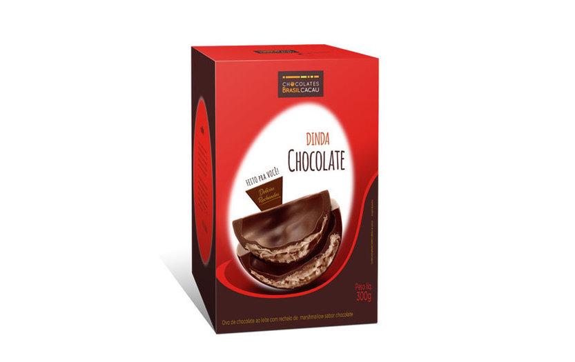 Ovo de Páscoa Dinda Chocolate