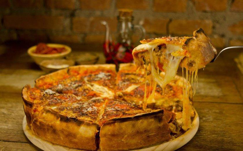 Jardim Ô Fiô, - Pizza Estufada