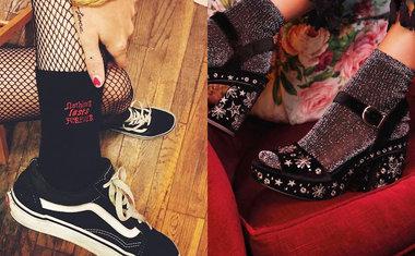 63a864a95aec9 Retrô está em alta! 10 modelos incríveis para investir na tendência daddy  sneakers