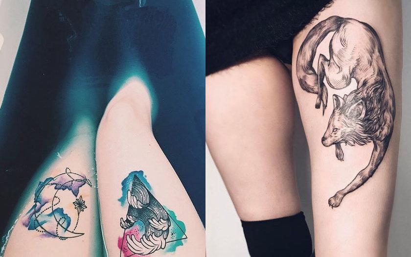 Pra tatuar sem medo!