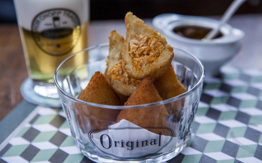 Bar Original - Coxinha
