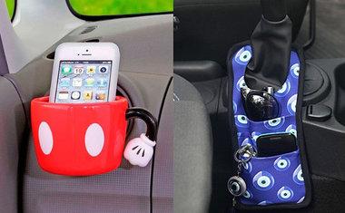Praticidade em 4 rodas: 9 itens que vão tornar sua viagem de carro mais prazerosa e confortável