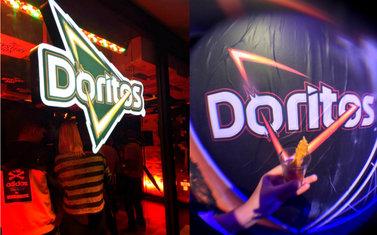 Conhecemos a Doritos Mystery Shop e revelamos todos os mistérios da marca para você