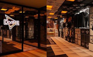 Doritos inaugura loja misteriosa com festas gratuitas durante todo o mês de maio