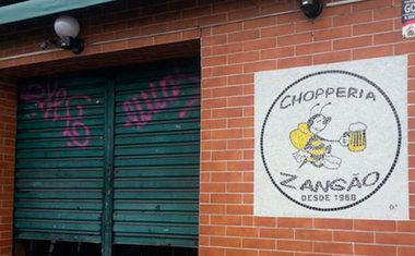 Chopperia Zangão - São Caetano do Sul