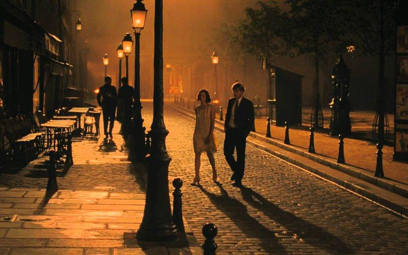 Meia-Noite em Paris (França)