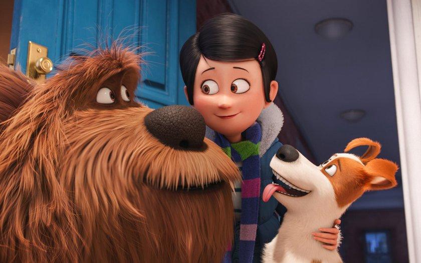 Pets: A Vida Secreta dos Bichos (2016)