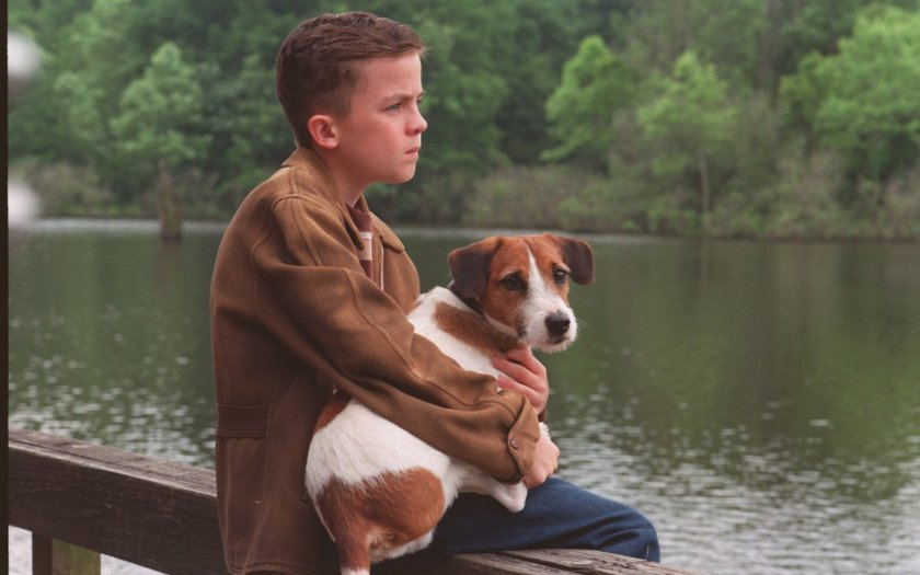 Meu Cachorro Skip (2000)