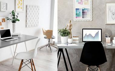 8 objetos que vão deixar seu home office mais produtivo