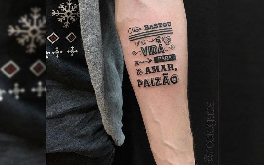10 Inspirações Incríveis De Tatuagem Para Homenagear Seu Pai