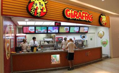 Giraffas - Shopping Nova América