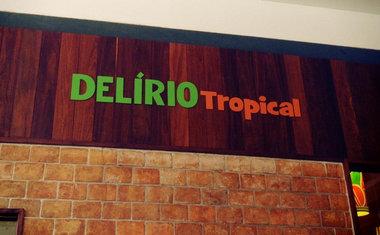 Delírio Tropical - Santa Luzia