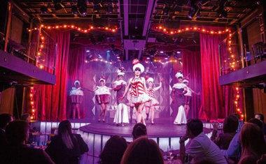 Paris 6 Burlesque Music Hall & Night Bistrô