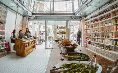 10 lugares para aproveitar o melhor dos alimentos orgânicos em São Paulo