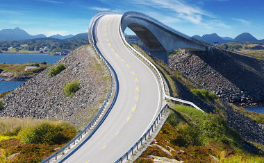 ATLANTIC ROAD (NORUEGA)