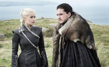 Jon conhece Daenerys