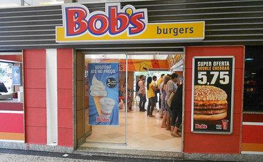 Bob's - Posto Shell Fonte da Saudade