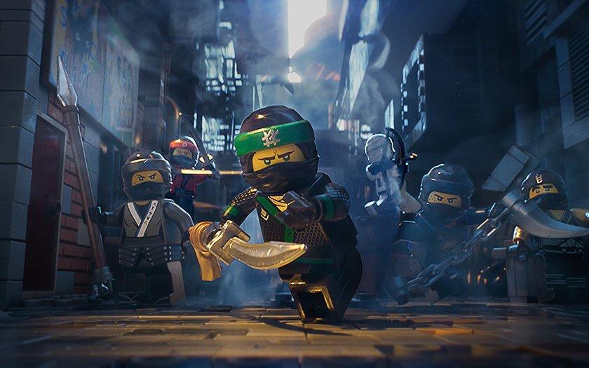 Lego Ninjago – O Filme