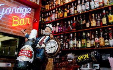 Garage Bar - Caraguatatuba
