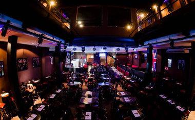 Gillan's Inn English Rock Bar