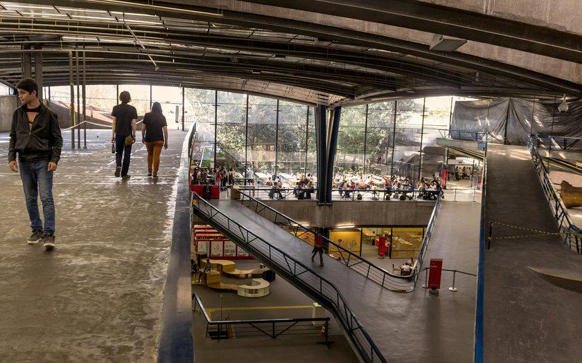 Centro Cultural de São Paulo | Estação Paraíso