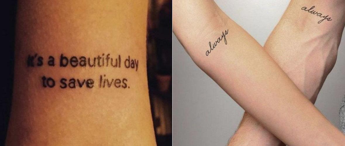 Tatuagens De Frases Para Te Inspirar Veja Mais De 10