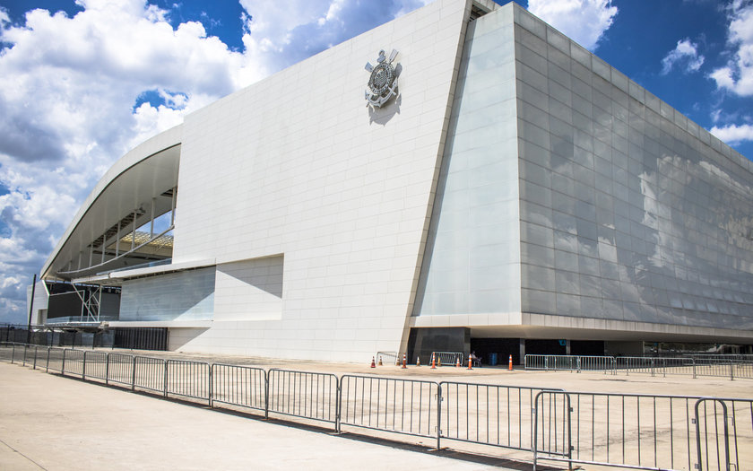 Arena Corinthians | Corinthians-Itaquera | Linha 3-Vermelha