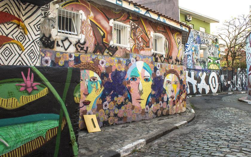 Vila Madalena e Pinheiros