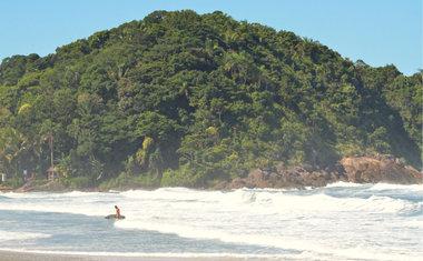 Praia de São Pedro, Guarujá