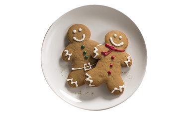 Starbucks - Biscoito Ginger Man