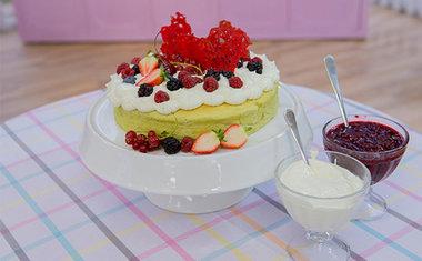 Cheesecake Japonês da Johanna