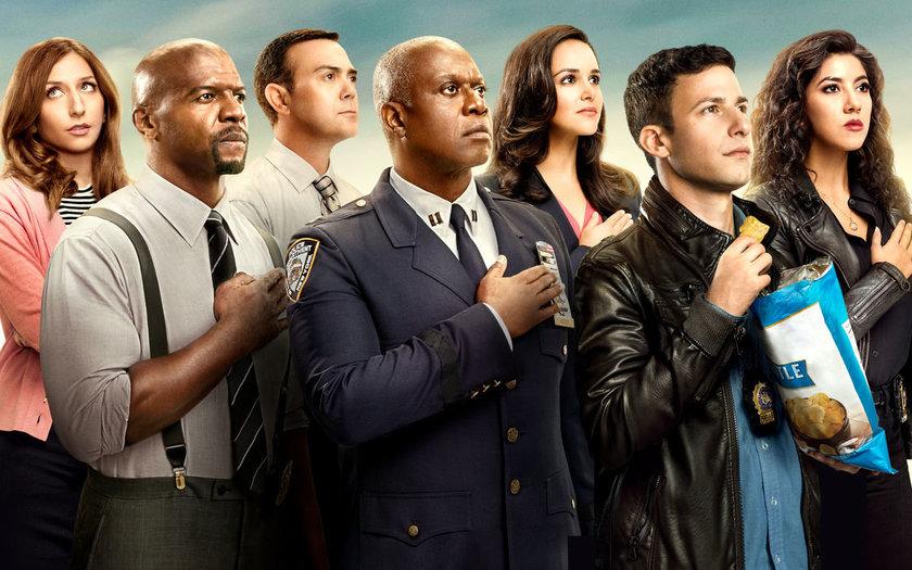 Brooklyn Nine-Nine | Série (Temporada 4)