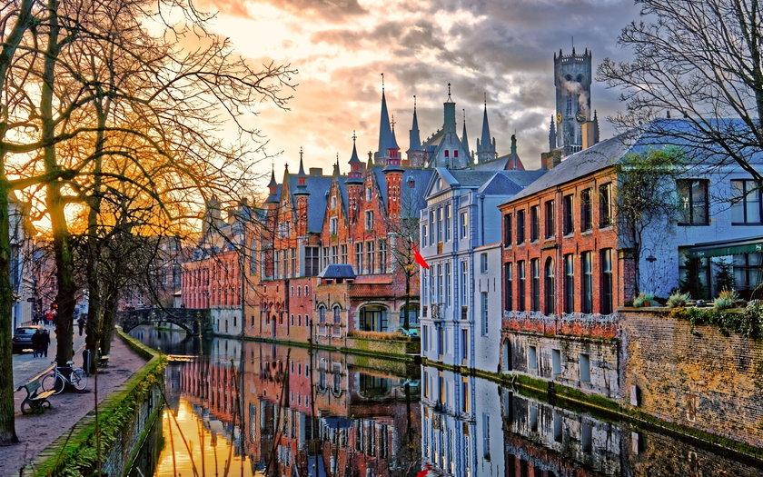 Além de Bruxelas: Bruges | Bélgica