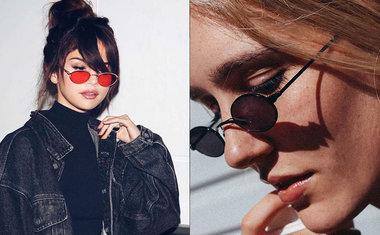 Mini óculos de sol