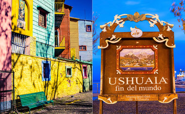 ARGENTINA: BUENOS AIRES E USHUAIA