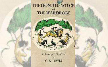 10) O Leão, a Feiticeira e o Guarda-Roupa (Clive Staples Lewis) - 85 milhões de cópias