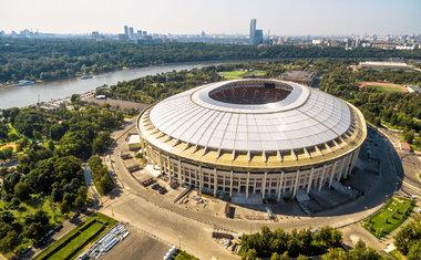 LUZHNIKI (MOSCOU)