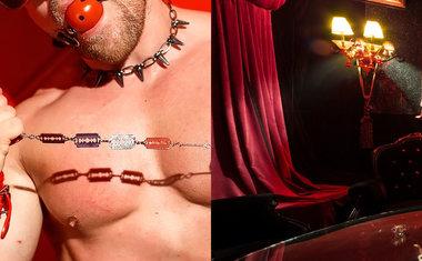 Clube LGBT famoso na noite paulistana reabre no centro e traz decoração inspirada em '50 Tons de Cinza'