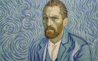 Com Amor, Van Gogh   Filme