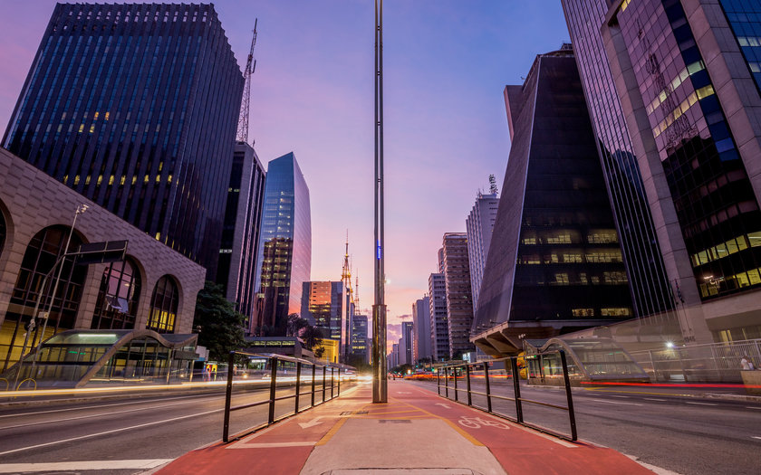 Avenida Paulista | São Paulo, Brasil